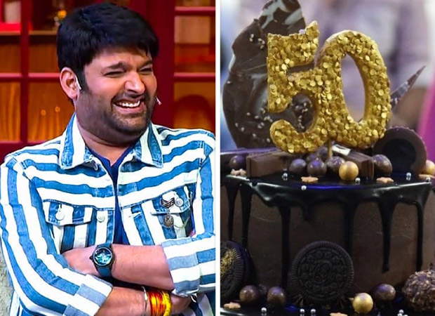 The Kapil Sharma Show team celebrates their milestone of completing 50 episodes [See Photos]