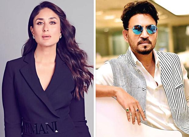 Kareena Kapoor Khan reveals she watched Irrfan Khan's Hindi Medium after signing Angrezi Medium