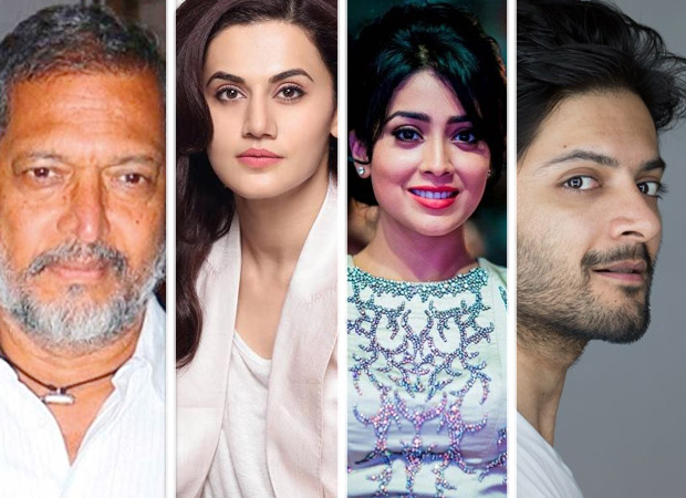 Tadka doesn't find any takers; makers may release the Nana Patekar, Taapsee Pannu film on Netflix or Amazon!