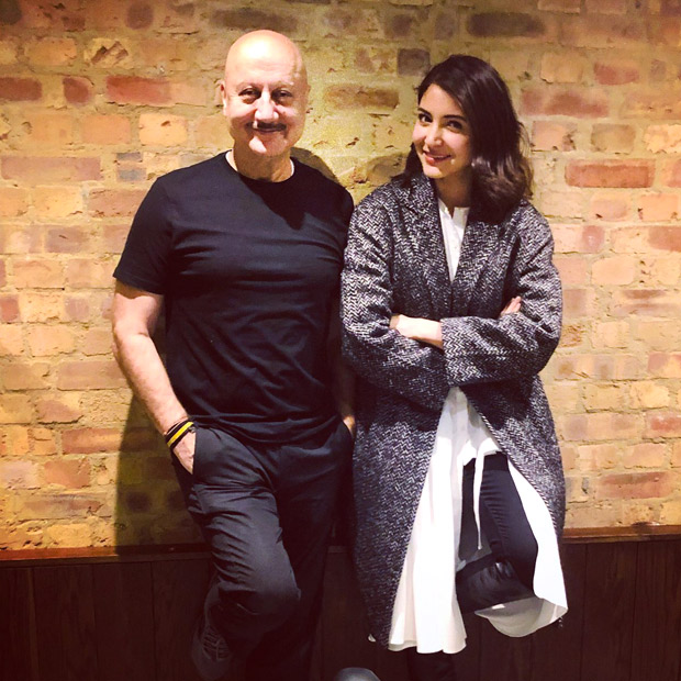 PHOTO: Anupam Kher talks about Virat Kohli, films, power of failure and army life with Anushka Sharma