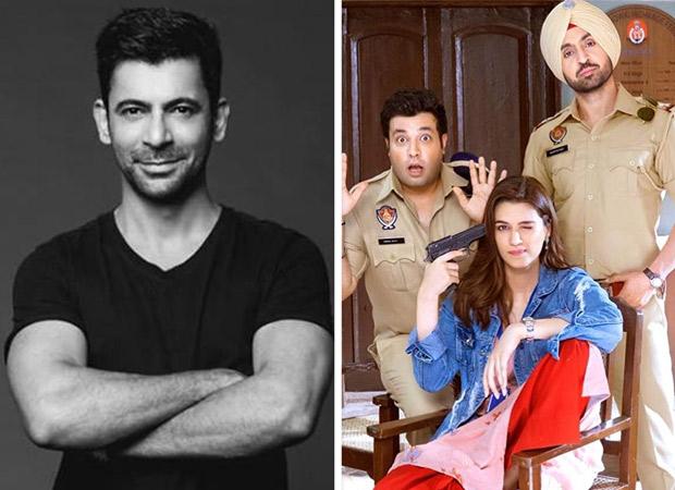Sunil Grover turns narrator for Kriti Sanon and Diljit Dosanjh's Arjun Patiala trailer!