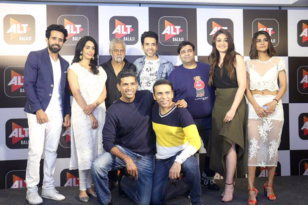 Tusshar Kapoor and Mallika Sherawat make their web series debut with horror comedy Booo Sabki Phategi