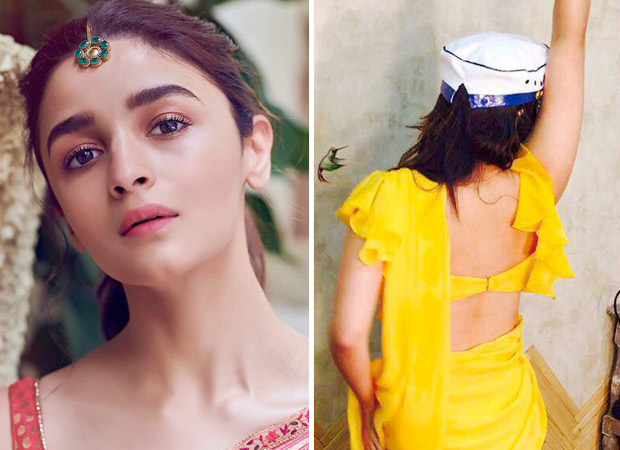 From recreating 'Tip Tip Barsa Paani' to Brahmastra shoot, Alia Bhatt takes us through a new behind-the-scenes journey in this YouTube video!