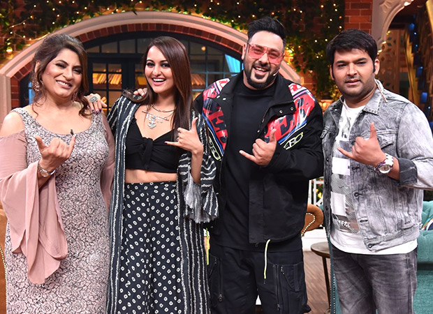 """The Kapil Sharma Show: """"Salman Khan offered me Dabangg while I was working as an audience manager""""- Sonakshi Sinha"""