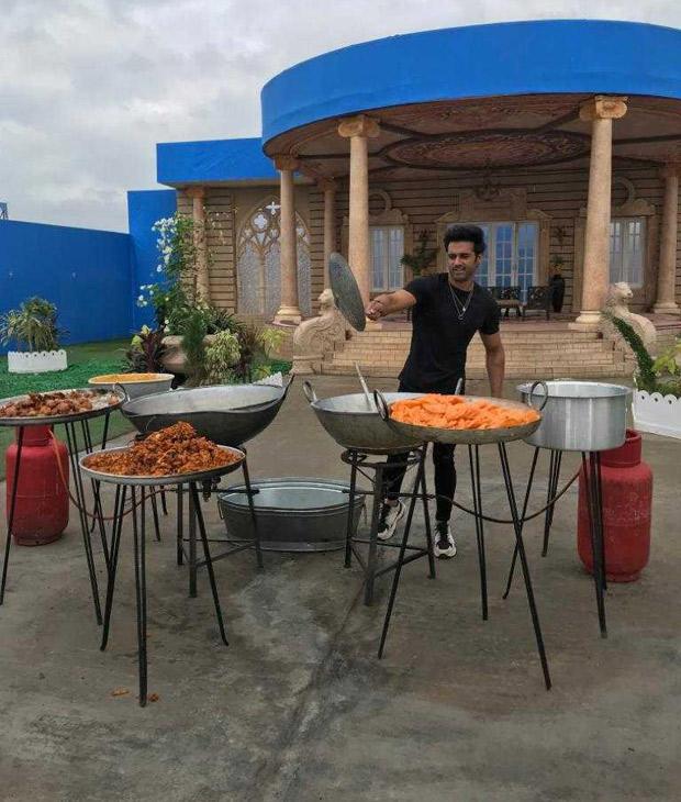 Pulkit Samrat turns chef on the sets of John Abraham starrer Pagalpanti; makes delicious snacks!