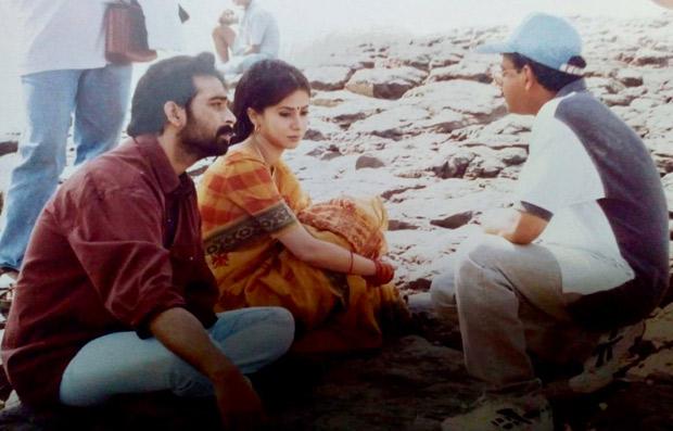 21 Years of Satya Ram Gopal Varma shares an unseen photo with JD Chakravarthy and Urmila Matondkar