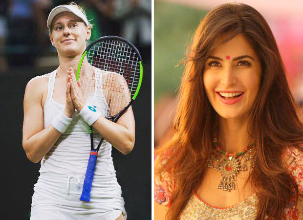 American tennis champ, Alison Riske grooves to Katrina Kaif's number 'Nachde Ne Saare' and we are awestruck!