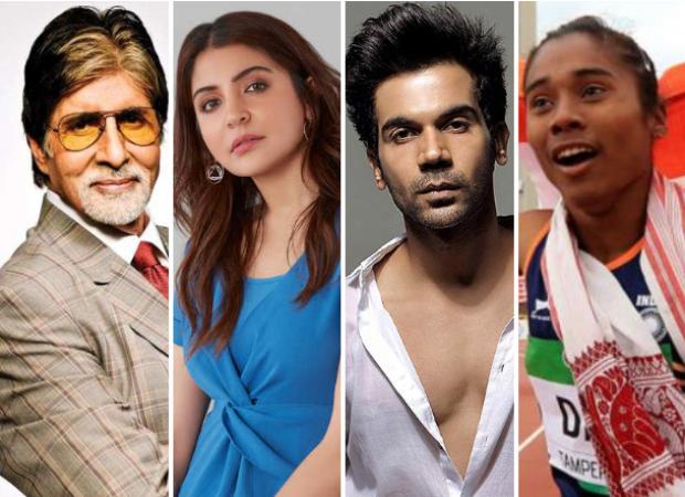 Amitabh Bachchan, Anushka Sharma, Rajkummar Rao among others PRAISE ace sprinter Hima Das after she bags 5 gold medals in just 19 days