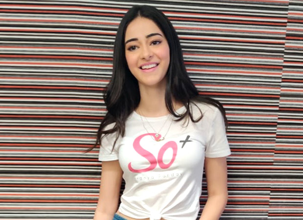 Ananya Panday wants to fight bullying with her initiative, So Positive