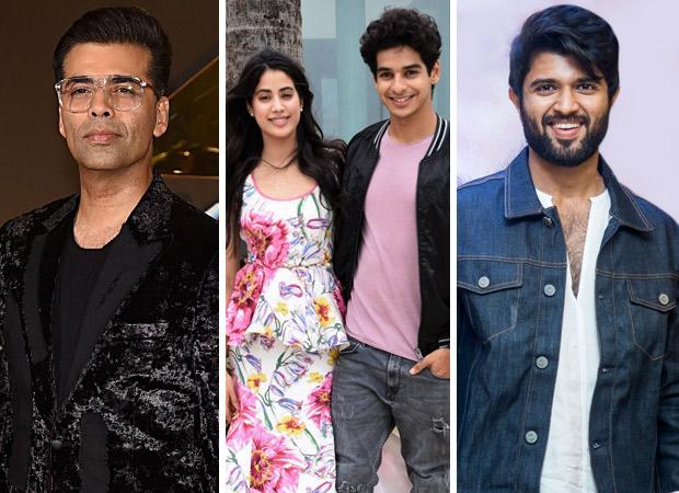 Karan Johar denies Ishaan Khatter - Janhvi Kapoor pairing in Dear Comrade remake, says Vijay Deverekonda refuses to star in Hindi version