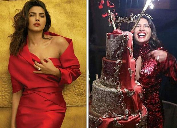 Did Nick Jonas spend over Rs. 3 lakhs on the birthday cake of wife Priyanka Chopra?