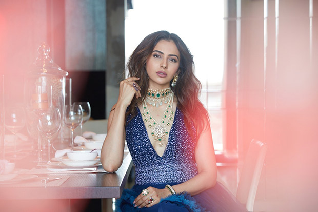 Rakul Preet Singh's looks for her new campaign are all things GLAM!