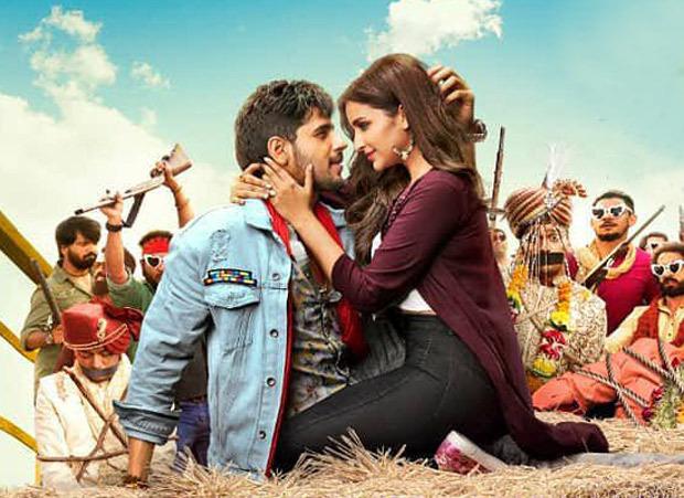 Sidharth Malhotra and Parineeti Chopra were twirling with joy at the Jabariya Jodi trailer launch
