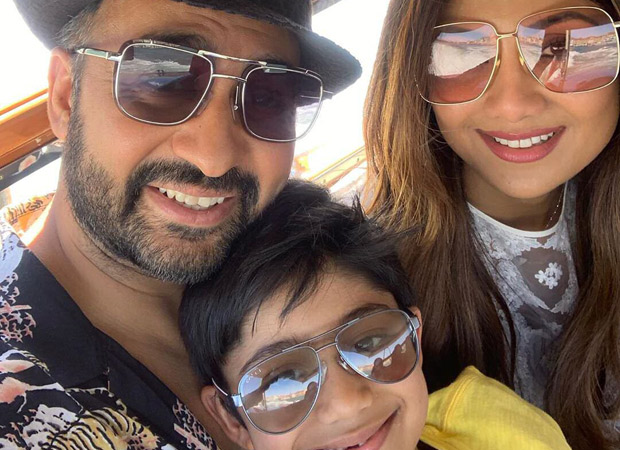 VIDEO: Shilpa Shetty shares her usual Sunday binge session, this time all the way from Venice!