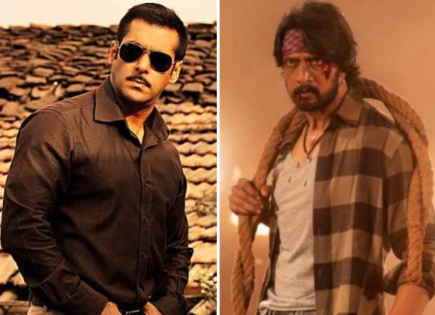 Dabangg 3: Salman Khan and Kichcha Sudeep go shirtless in high octane face off sequence