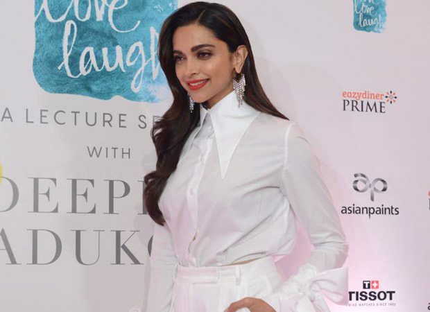 Deepika Padukone launches her first lecture series on mental health