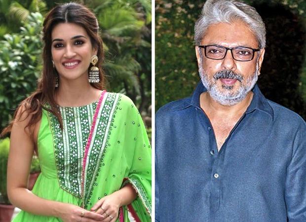 EXCLUSIVE: Kriti Sanon to star in Sanjay Leela Bhansali production?