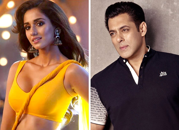 Disha Patani compares Salman Khan with Santa Claus