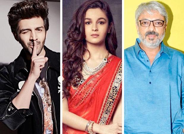 Kartik Aaryan joins Alia Bhatt as her love interest for Sanjay Leela Bhansali's Gangubai?