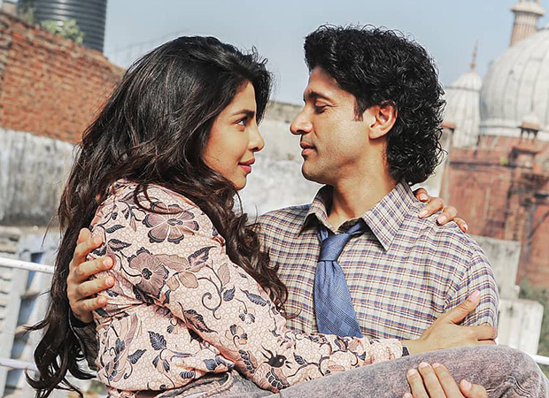 Priyanka Chopra Jonas shares another lovey-dovey still with Farhan Akhtar from The Sky Is Pink