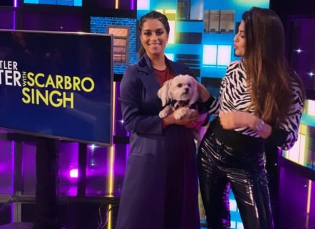 Jacqueline Fernandez meets Youtuber Lilly Singh ahead of her digital debut