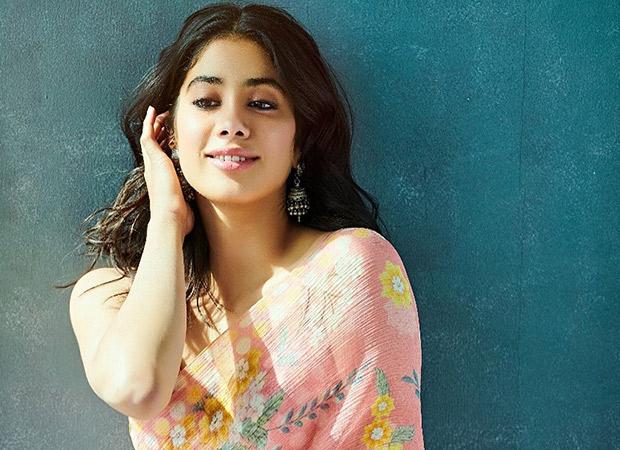 Janhvi Kapoor 's dig at her toddler self will crack you up