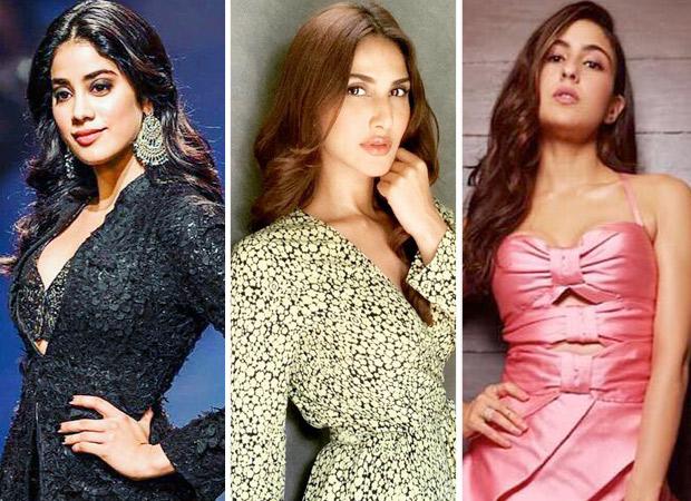 War actor Vaani Kapoor isn't worried about new entrants like Sara Ali Khan and Janhvi Kapoor