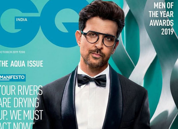 Hrithik Roshan hailed as the 'Game Changer' the latest issue of GQ India!