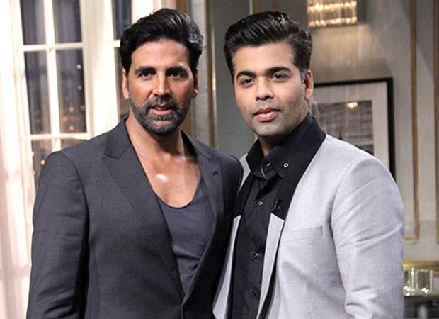 Akshay Kumar and Karan Johar rescue a stuntman who got injured during Good Newwz song launch