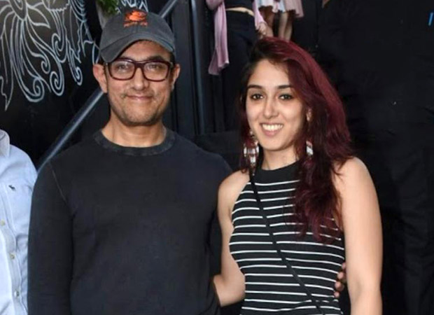 Here's why Ira Khan does not plan on working with father Aamir Khan anytime soon