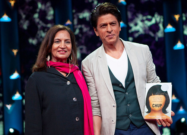 """""""I keep telling Suhana, if you don't smile, I will not be happy,"""" says Shah Rukh Khan on TED Talks India Nayi Baat"""
