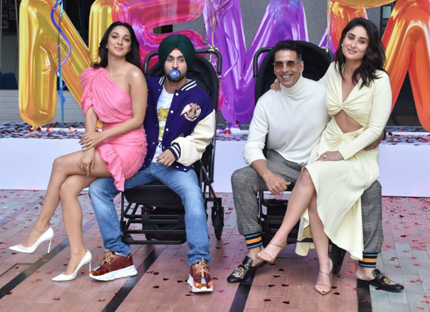 Good Newwz Trailer Launch Akshay Kumar and Kiara Advani's version of 'Akhiyon Se Goli Maare' is our new favorite!