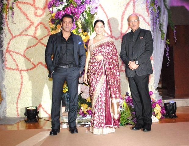 Hum Aapke Hain Koun pair Salman Khan and Madhuri Dixit reunite and it is making us nostalgic