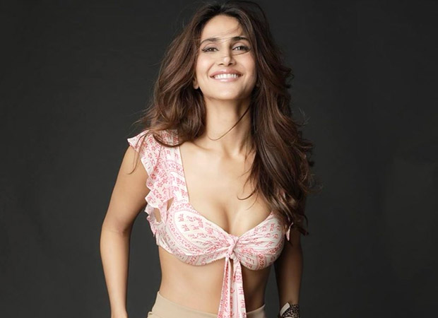 Police complaint filed against Vaani Kapoor for wearing a top with 'Hare Ram' written on it