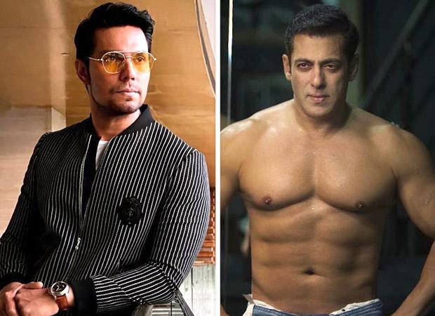 Randeep Hooda is all praises for Radhe co-star, Salman Khan!