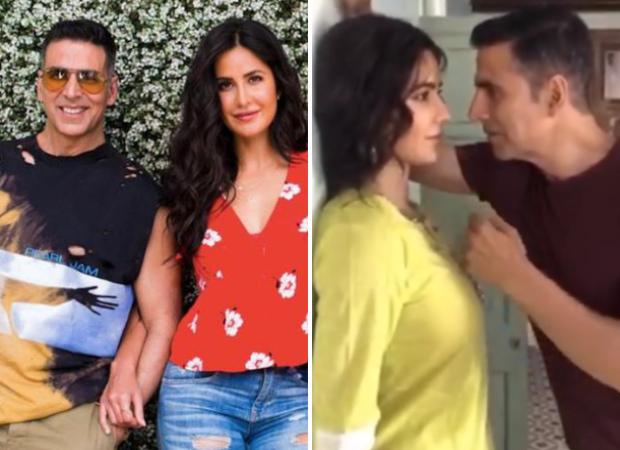 Sooryavanshi pair Akshay Kumar and Katrina Kaif revive their Namastey London romance with 'Filhall' song