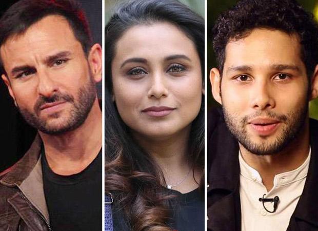 SCOOP: Saif Ali Khan joins Rani Mukerji and Siddhant Chaturvedi for Bunty Aur Babli 2?