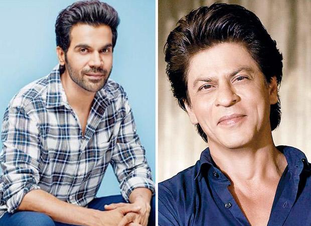 Rajkummar Rao reveals he once stood outside Shah Rukh Khan's house for 6-7 hours