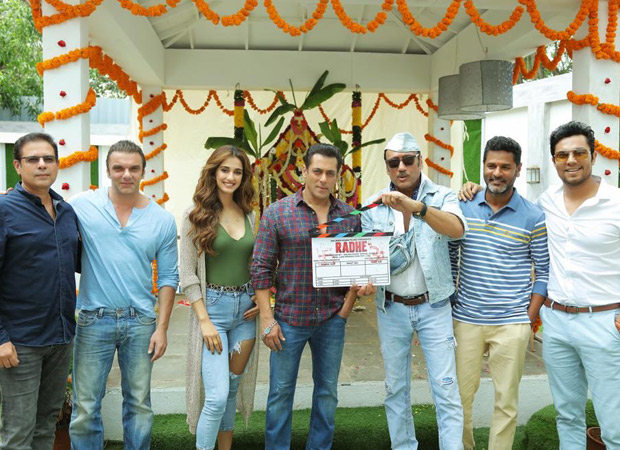 BREAKING: Salman Khan starrer RADHE: YOUR MOST WANTED BHAI goes on floors