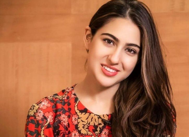 """""""When I go out or make an appearance, I want to have fun with hair and make-up, and new clothes,"""" says Sara Ali Khan on what fashion means to her"""