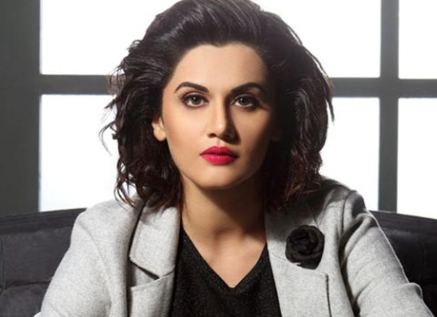 IFFI 2019: Taapsee Pannu has the perfect response for a man who asked her to speak in Hindi