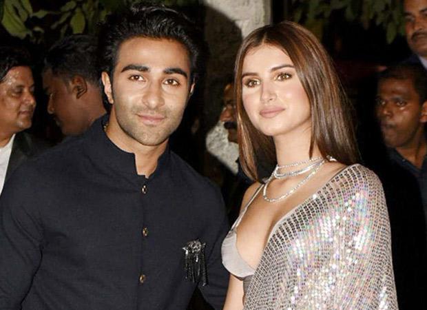 Tara Sutaria talks about her rumoured boyfriend Aadar Jain