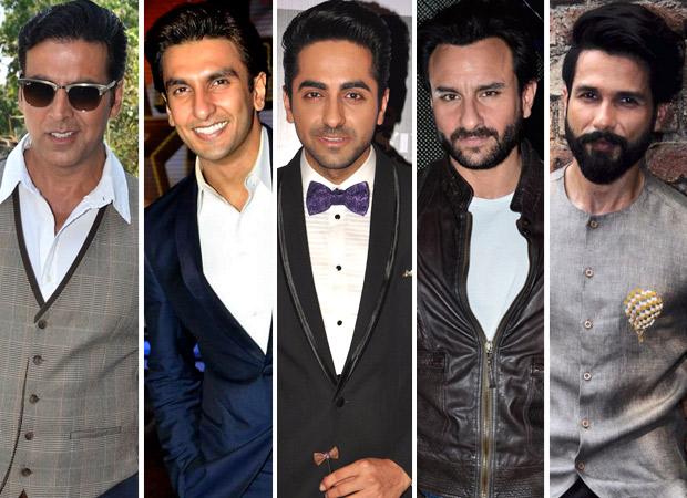 #2019Recap: Akshay Kumar, Ranveer Singh, Ayushmann Khurrana amongst top 5 actors this year