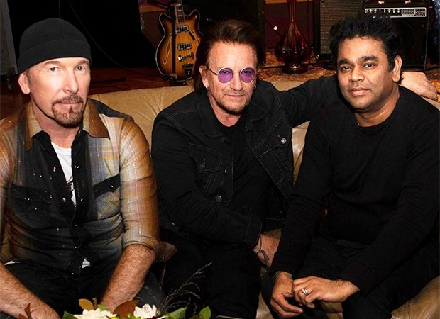 AR Rahman and his daughters to open for U2 in India