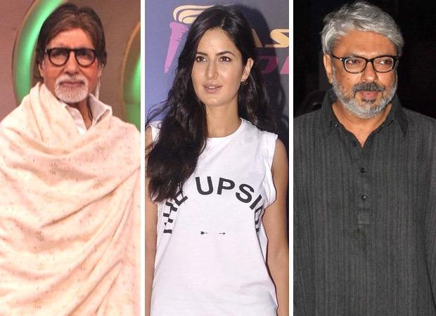 Amitabh Bachchan, Katrina Kaif, Sanjay Leela Bhansali share their Christmas wishes