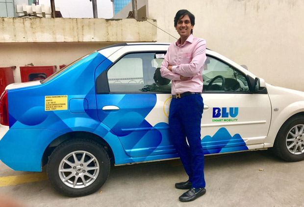 Deepika Padukone invests $3 million in e-taxi start up Blu Smart; also brings women drivers on board!