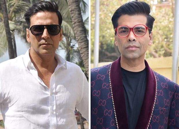 "EXCLUSIVE: Akshay Kumar on Good Newwz - ""Karan - the producer loves me, Karan - the director is hiding from me"""