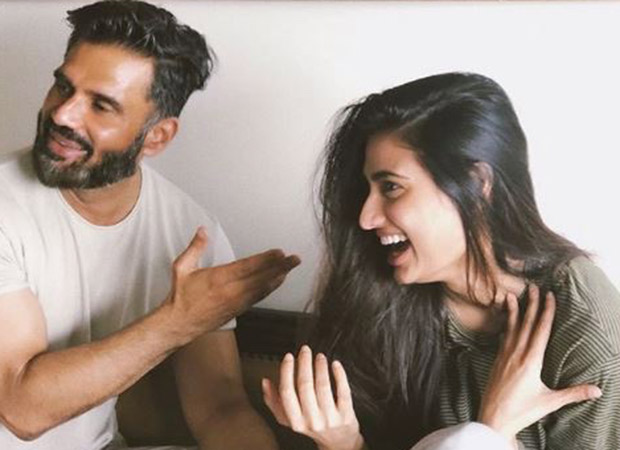 After watching Gopi Kishan, this is what Athiya Shetty used say to Suniel Shetty