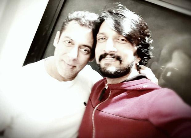 Salman Khan's special gift to his Dabangg 3 co-star Kichcha Sudeep will melt your heart