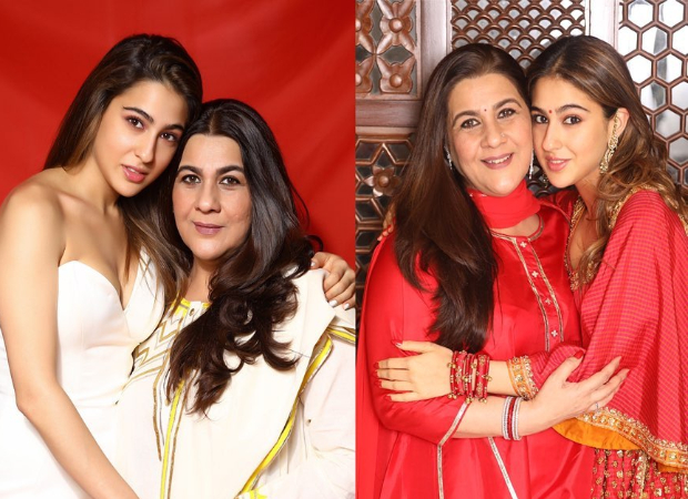 Sara Ali Khan's poem for momma Amrita Singh is going you make you all warm and fuzzy